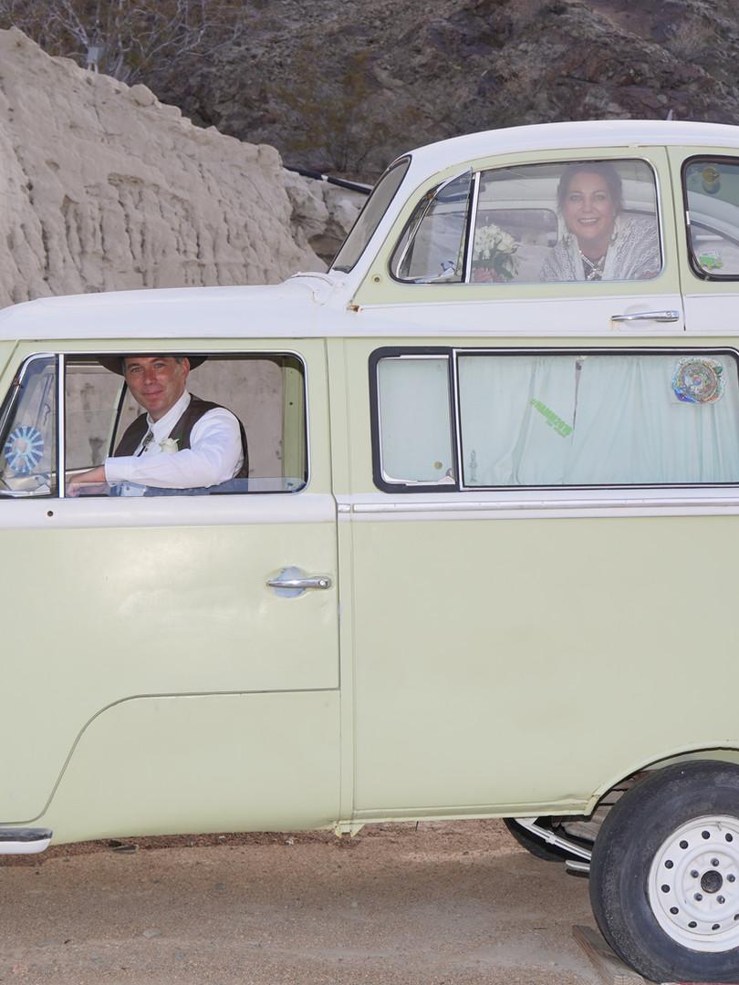 Geisterstadt - Hochzeit