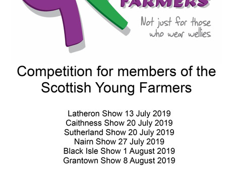 Calling all Young Farmers