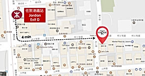 Spade Gym Map