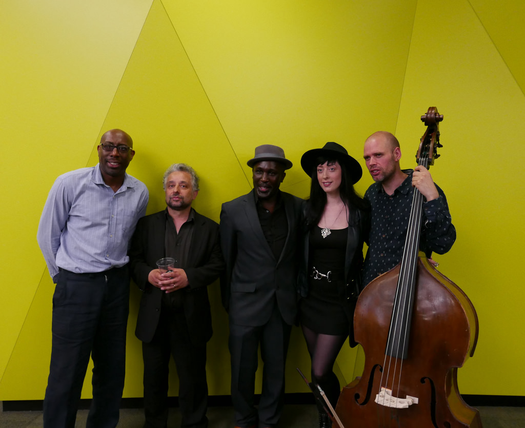 The Mobk Quintet