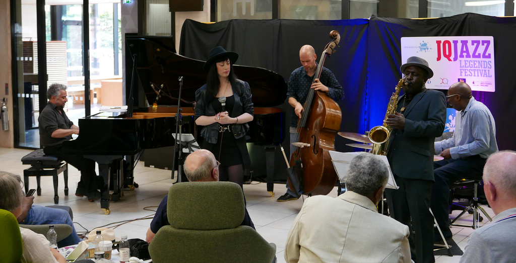 Birmingham jazz festival
