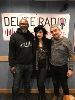 Delite with Tony and Oprhy