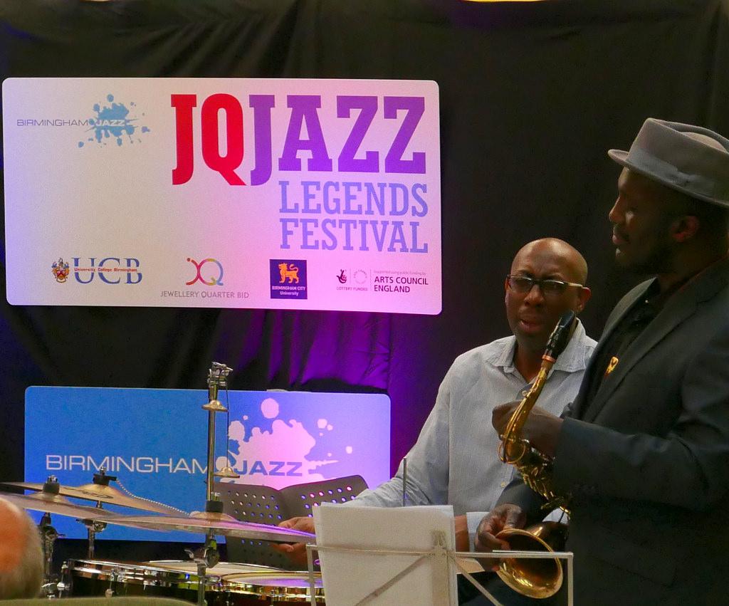JQ Jazz Festival Birmingham