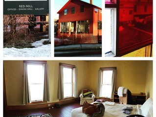Vermont Studio Center Residency