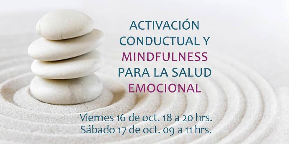 Activación Conductual y Mindfulness para la salud emocional