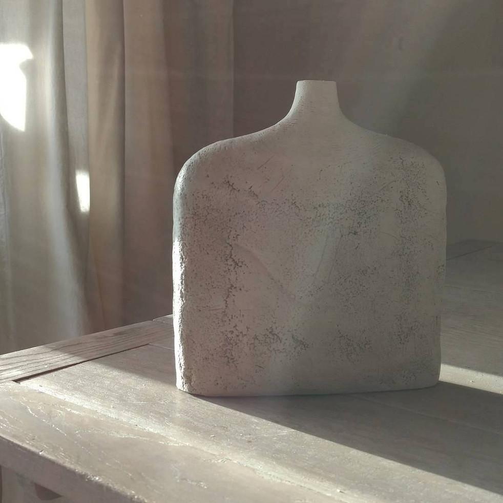 Stoneware bottle