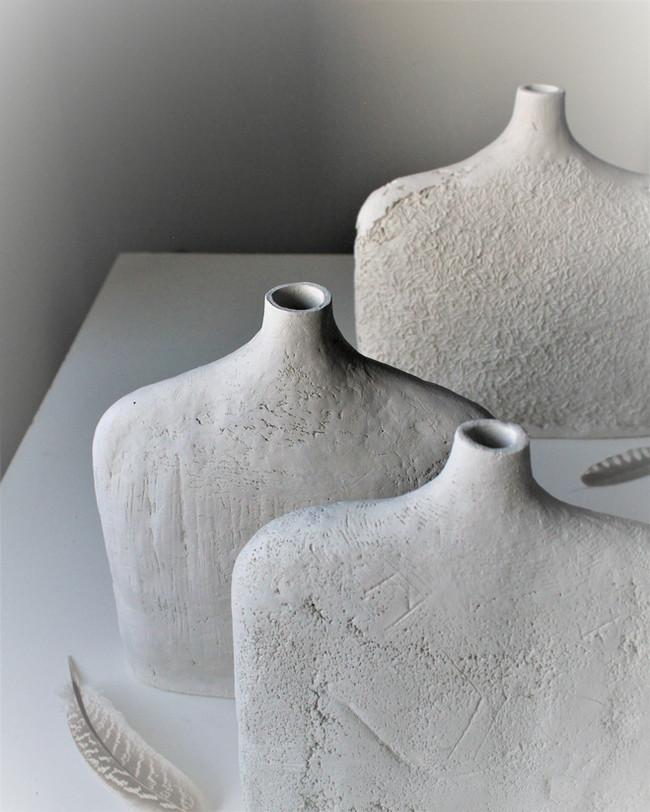 Stoneware bottles