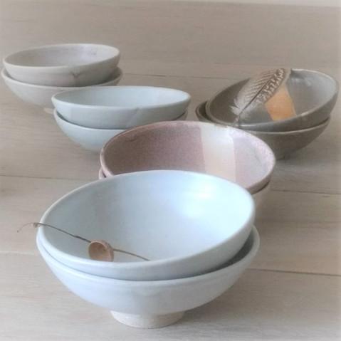 Sets of small bowls