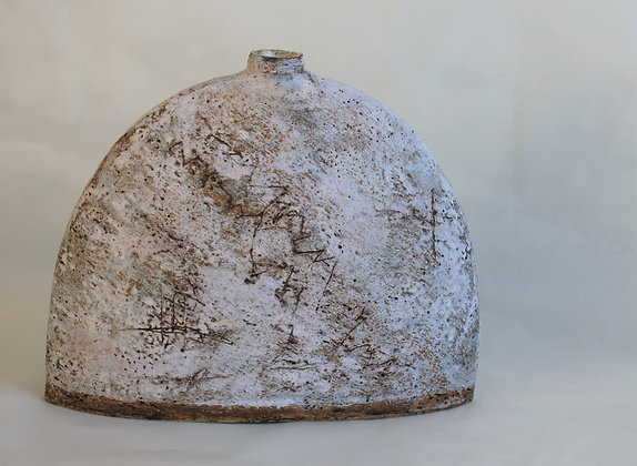 Chalk and Stone Vessel 1