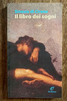 Sinesio di Cirene - Il libro dei sogni.j