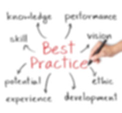 business hand writing best practice conc