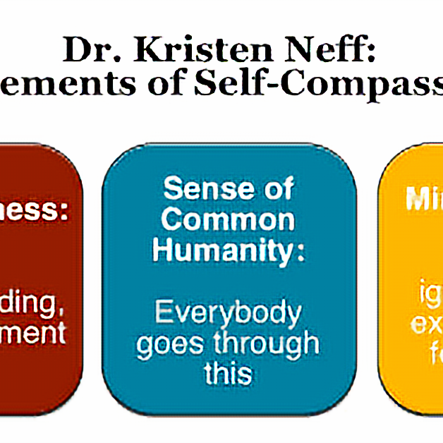 Skills to foster self-compassion - all levels