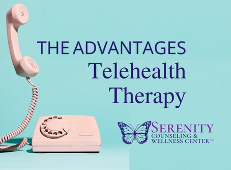 Telehealth Therapy: The Advantages