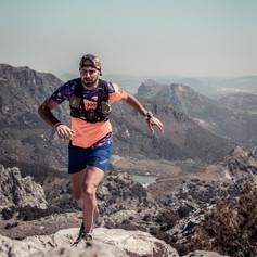 Trail en Sierra de Grazalema