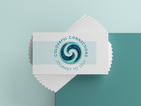 Colourful Connections Business Card