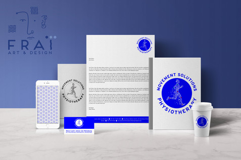 Physio Therapy Branding