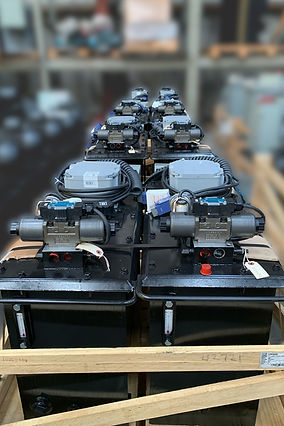 Horizontal Power Unit 10hp oil submersib