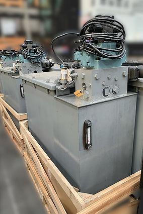 Horizontal Power Unit 20hp oil submergeb