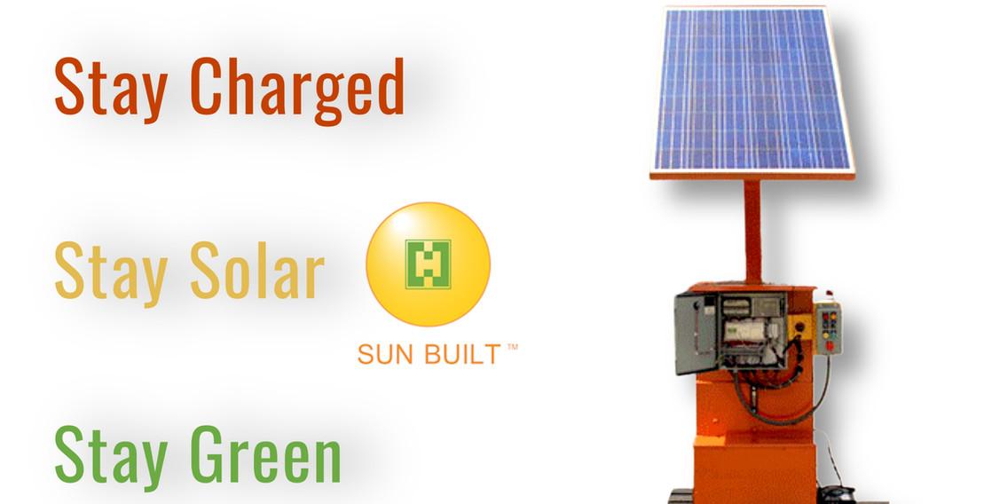 Solar Powered Hydraulic