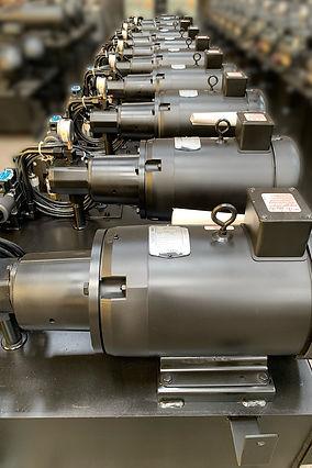Horizontal Power Unit 15 hp oil submersi