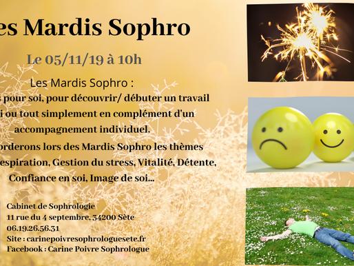 Les Mardis Sophro