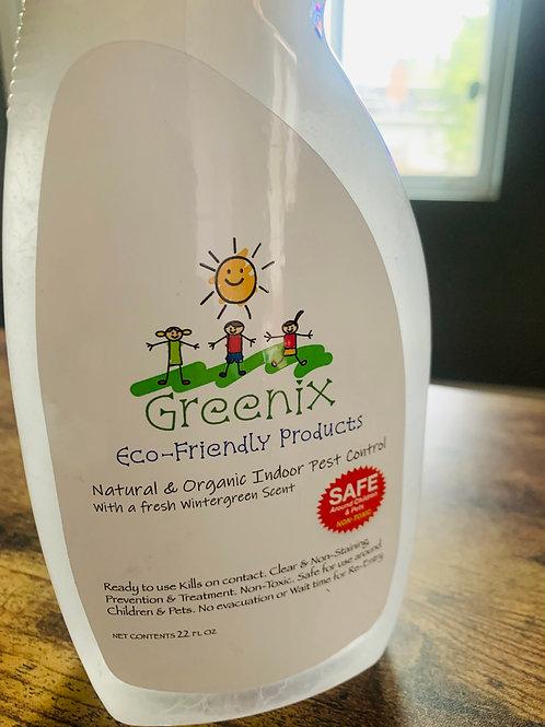 Natural & Organic Indoor Pest Control
