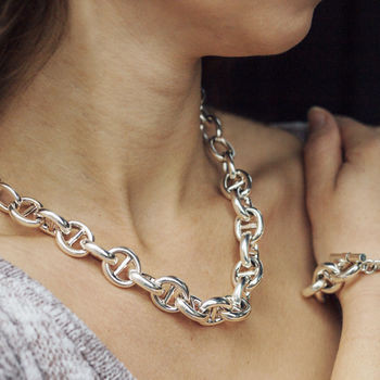 Chunky Chain, My Savvy Fashion Picks For Autumn/Winter 2020,The Image Tree Blog
