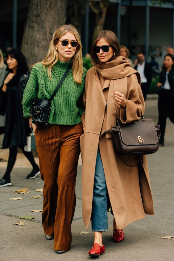 Autumn Outfit Hues