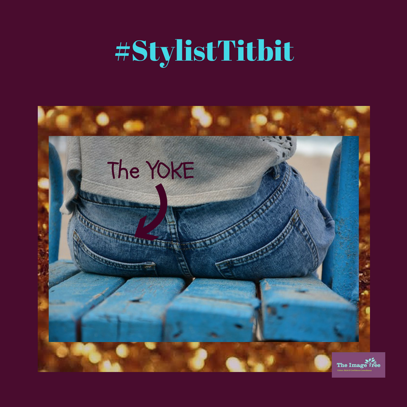 The Yoke On Jeans meme, dont give yourself a bum deal, the image tree blog