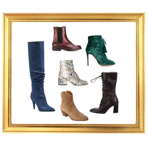 Autumn Winter 2019 Boot Trends, New Season New Trends, The Image Tree Blog