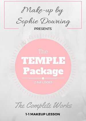 Sophie Downing MUA Temple Package