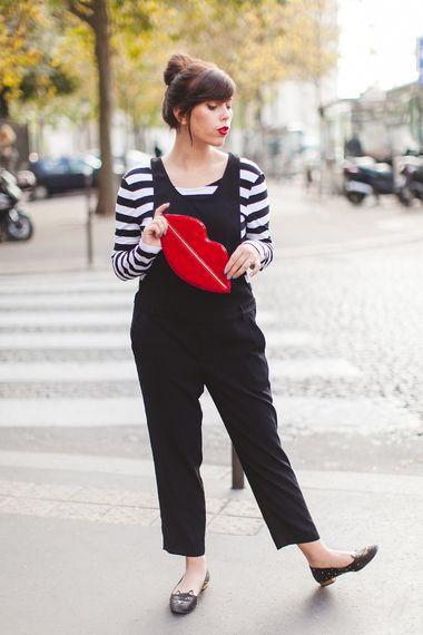 Breton Stripe and Jumpsuit