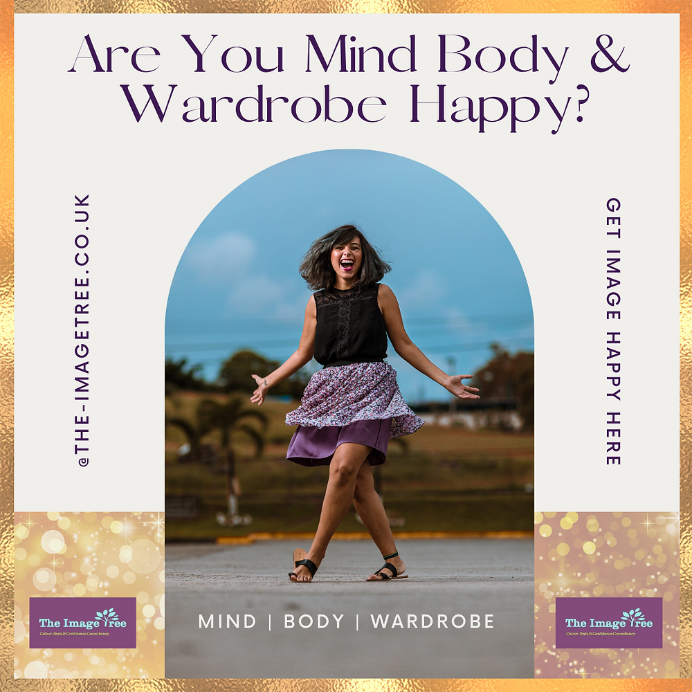 Are you mind body and wardrobe happy?, The image tree blog