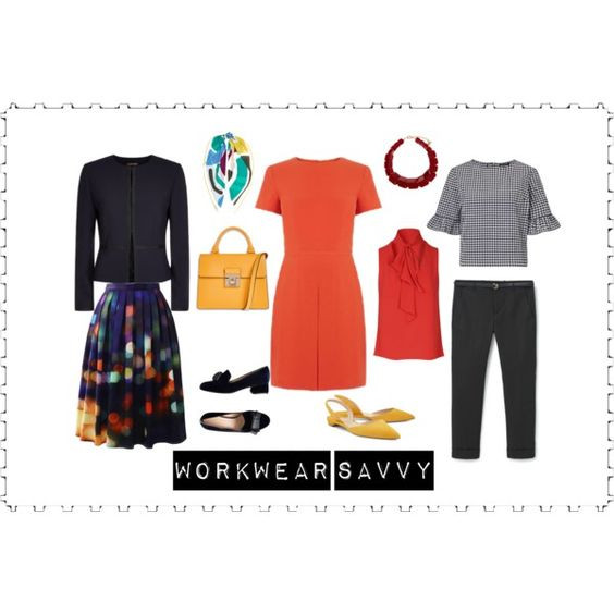 Get Workwear Savvy, The Image Tree Blog