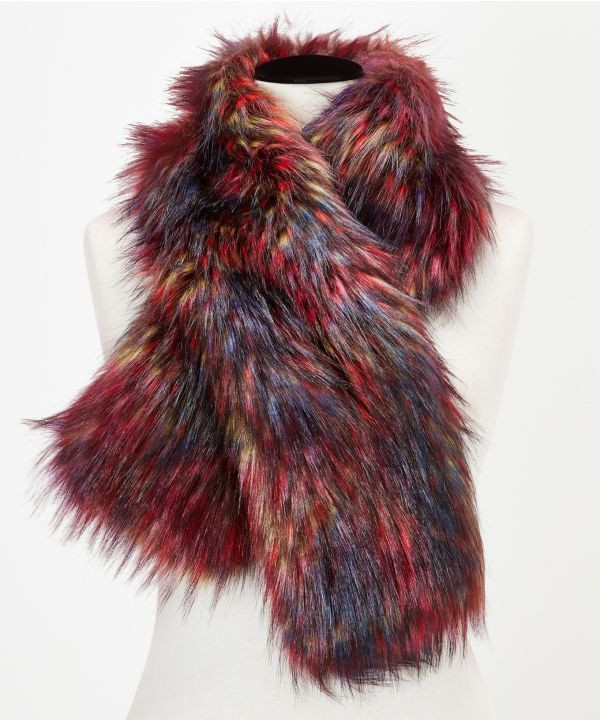Faux Fur Stole, Joe Browns, Carry on layering stylishly of course, The image tree blog