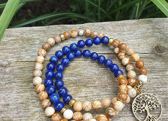 The Earth Mother Mala