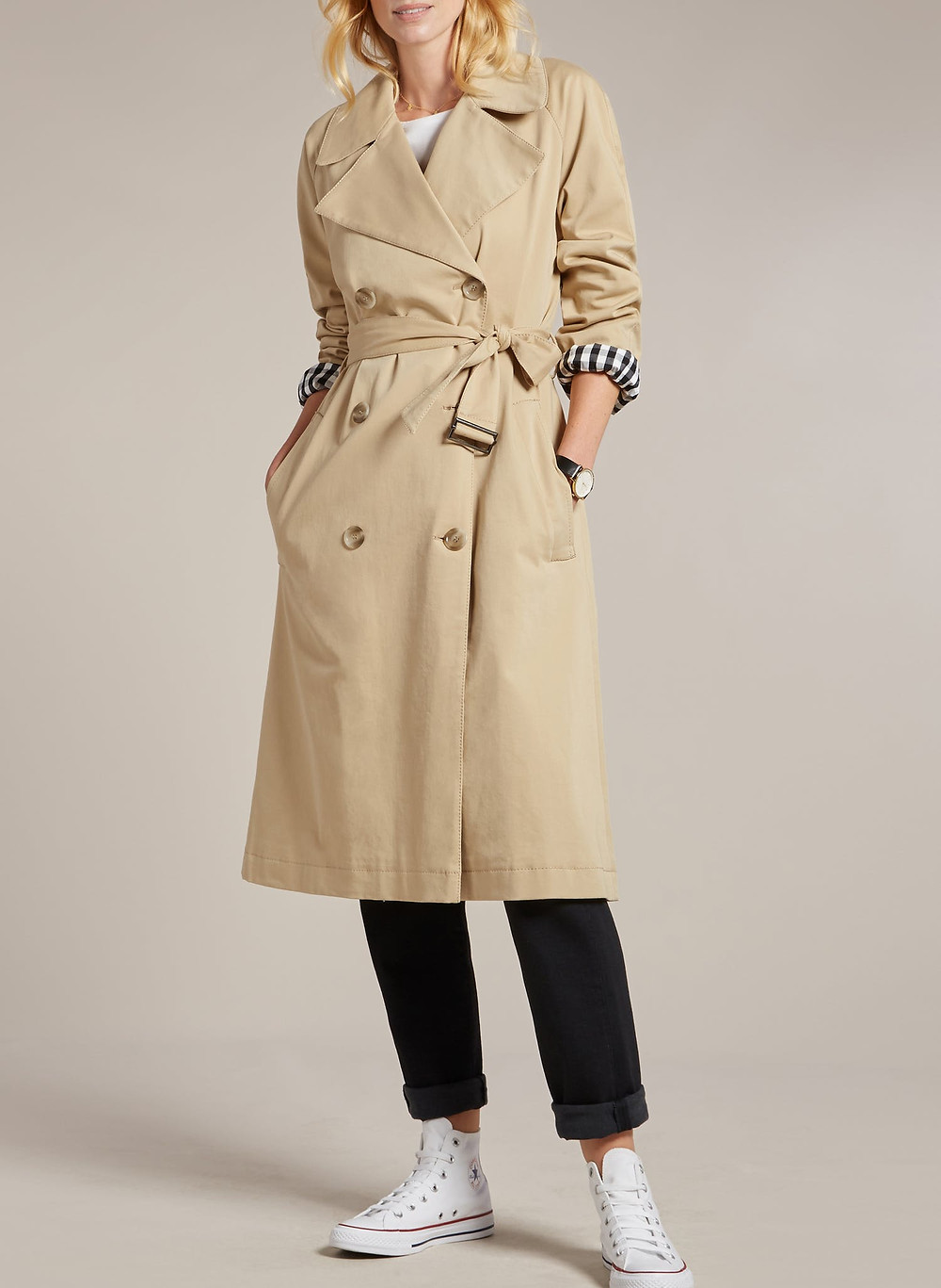 Baukjen Trench Coat