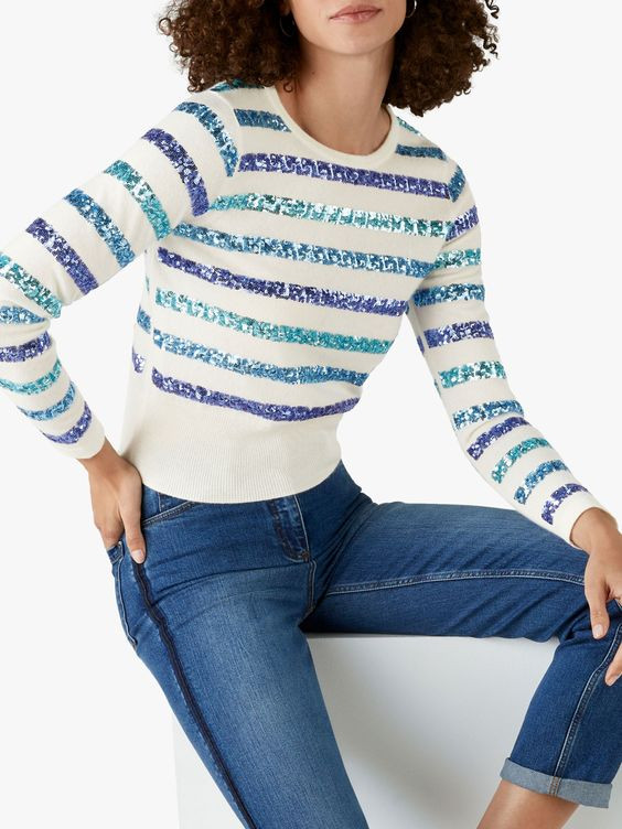 Party Knitwear, My Savvy Fashion Picks for Autumn Winter 2020, The Image Tree Blog