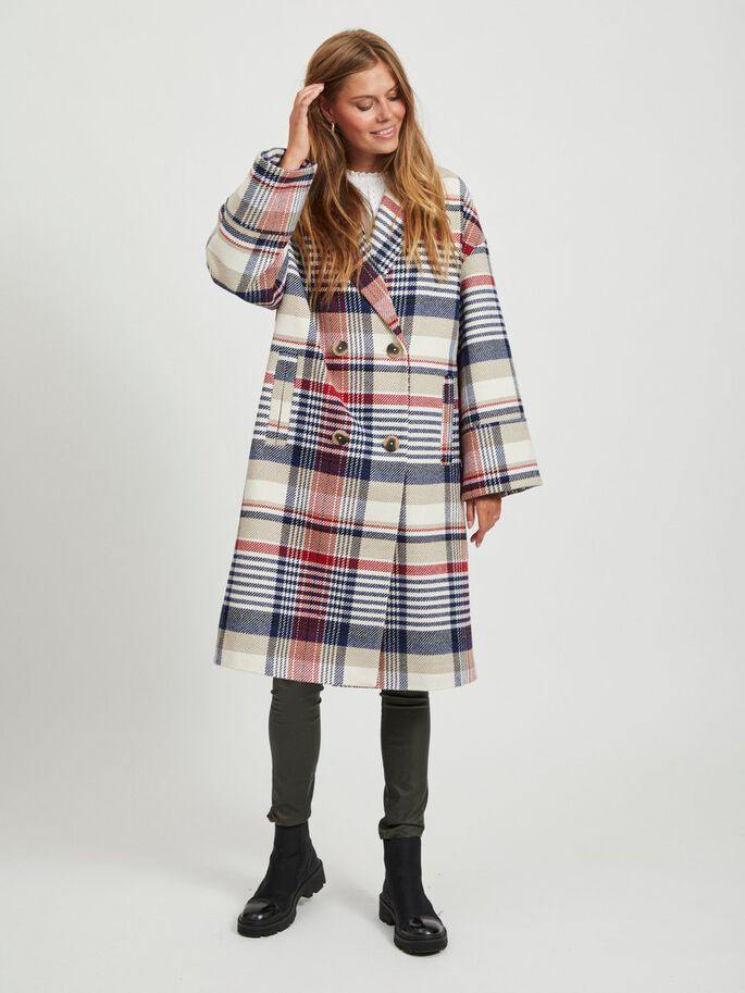 Checked Trend, my savvy fashion picks for autumn winter 2020, the image tree blog