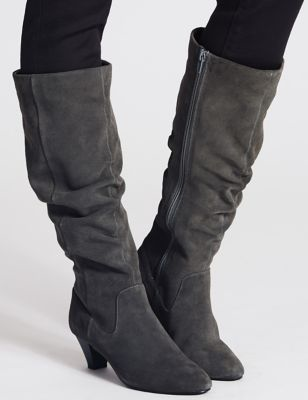 Marks & Spencer Ruched Boots
