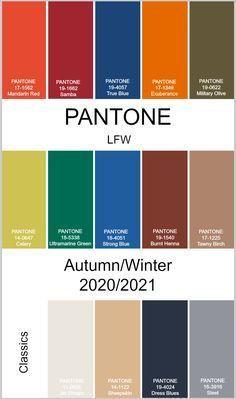 Pantone Fall 2020 Colours,My Savvy Fashion Picks For Autumn/Winter 2020,The Image Tree Blog