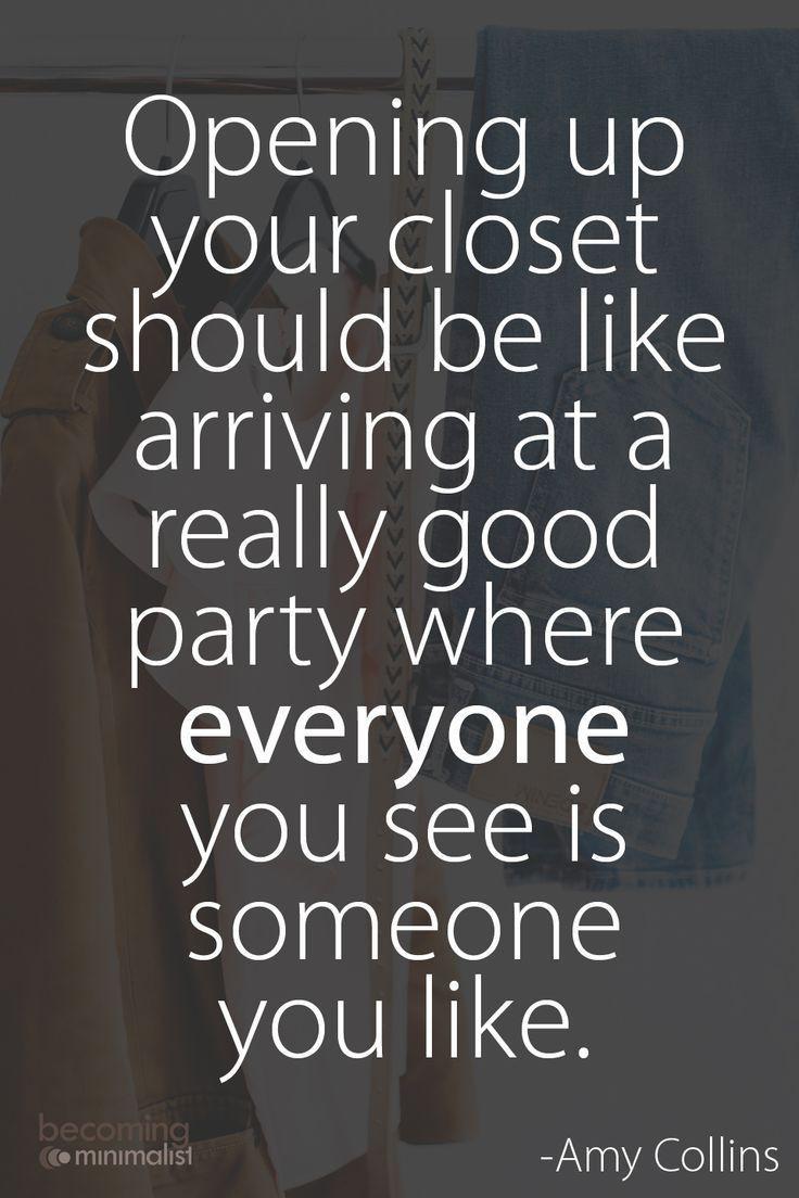 Wardrobe Quote