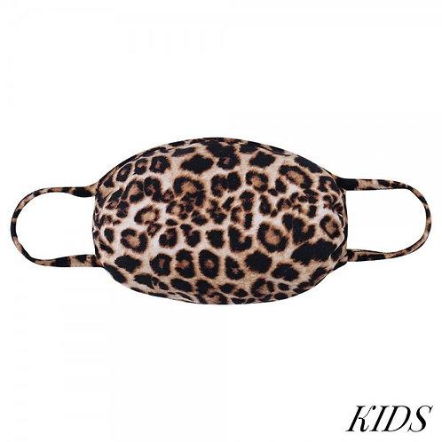 Kid's Leopard Mask