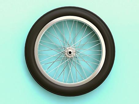 El día en que alguien pintó fuera de la raya ¡e inventó la rueda!