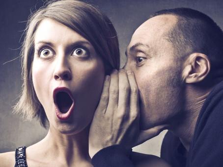 El chisme, veneno para tus relaciones