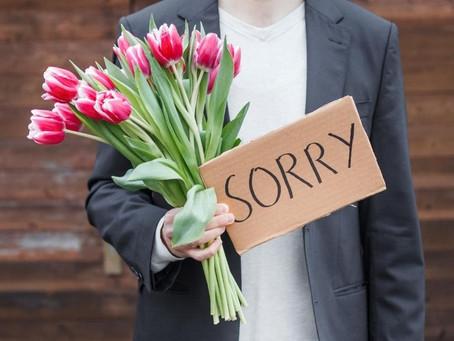El perdón: más que palabras, una actitud