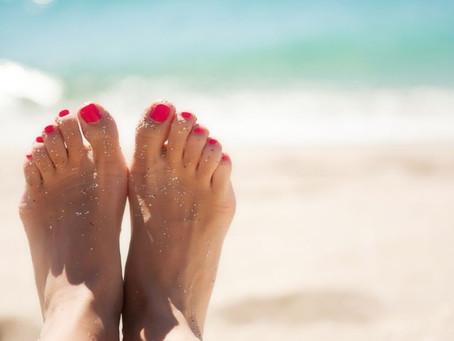 Los pies y por qué me fijo tanto en ellos