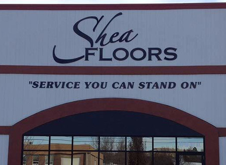 Shea Floors Re-invented!