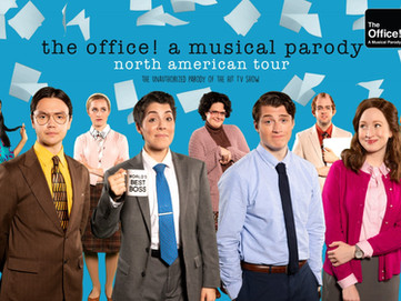 "Kelsey Ann Sutton joins the North American tour of ""The Office: A Musical Parody"""