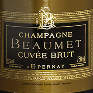 BEAUMET BRUT NV CHAMPAGNE
